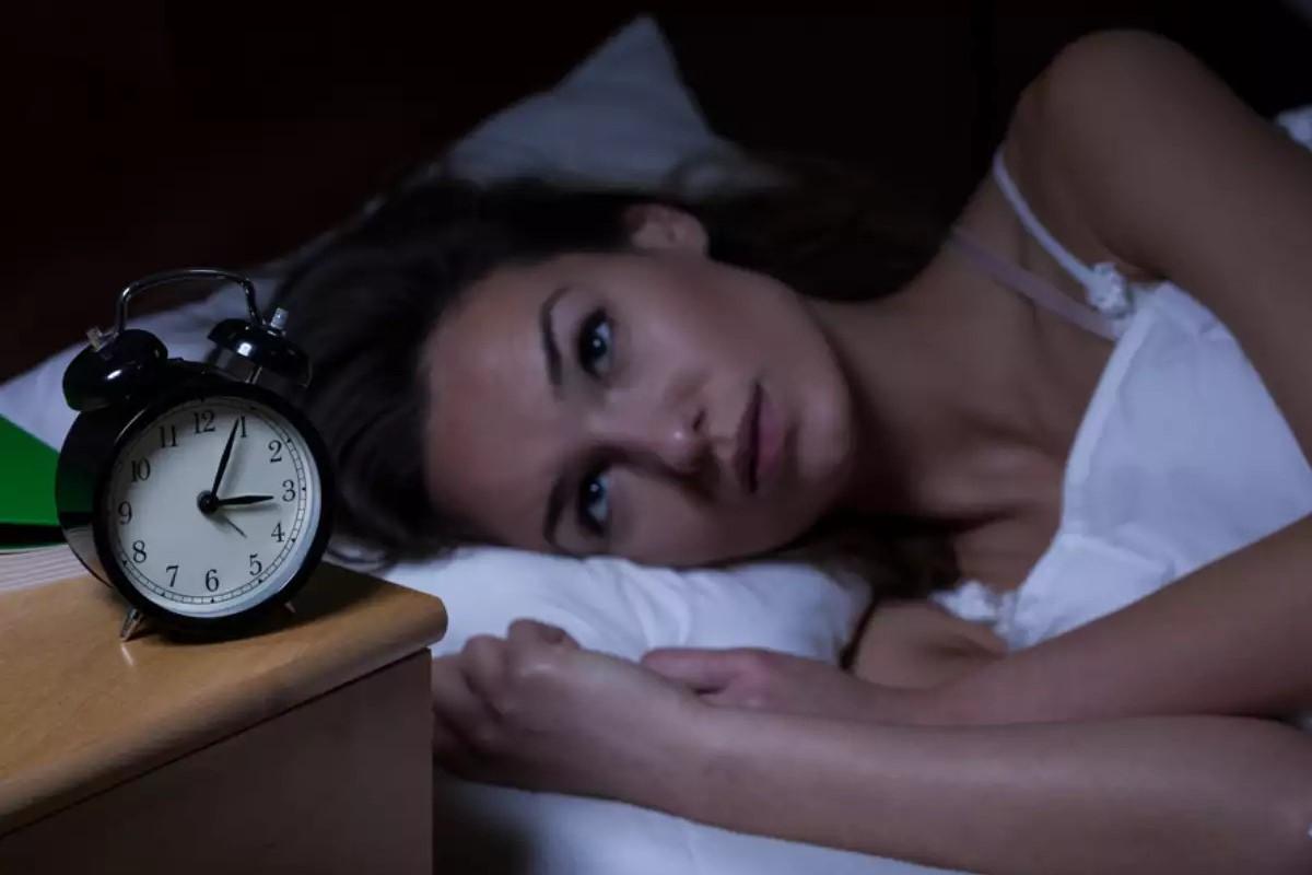 Problèmes d'insomnie