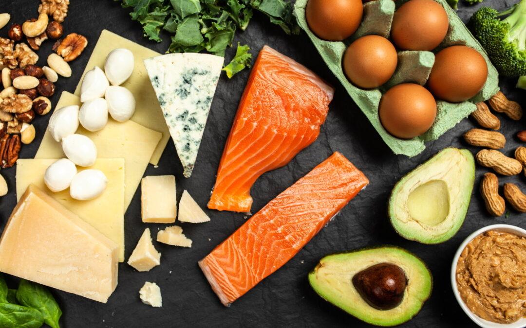 Les bienfaits de l'alimentation cétogène ?