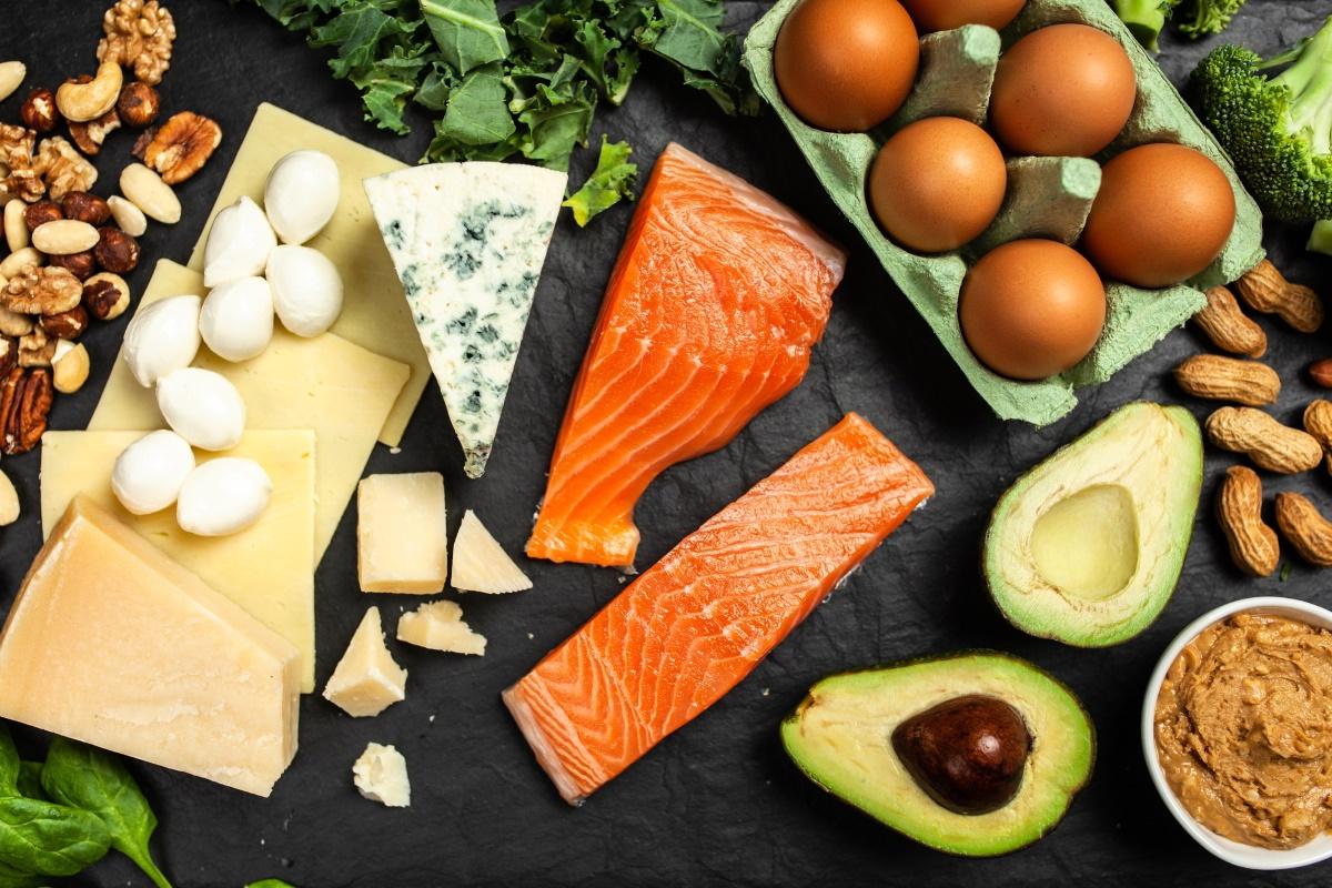 Alimentation cétogene
