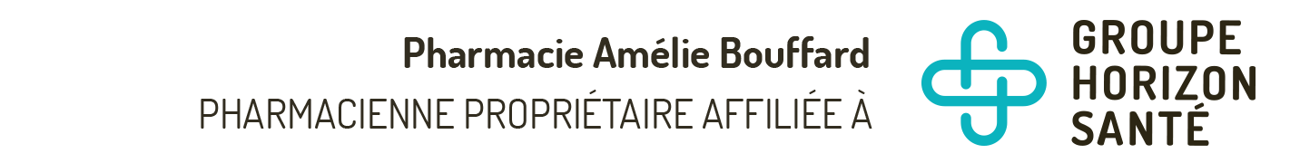 Pharmacie Amélie Bouffard