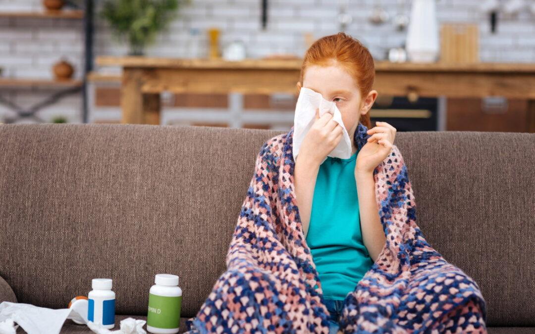 Rhume, grippe ou COVID-19 ?