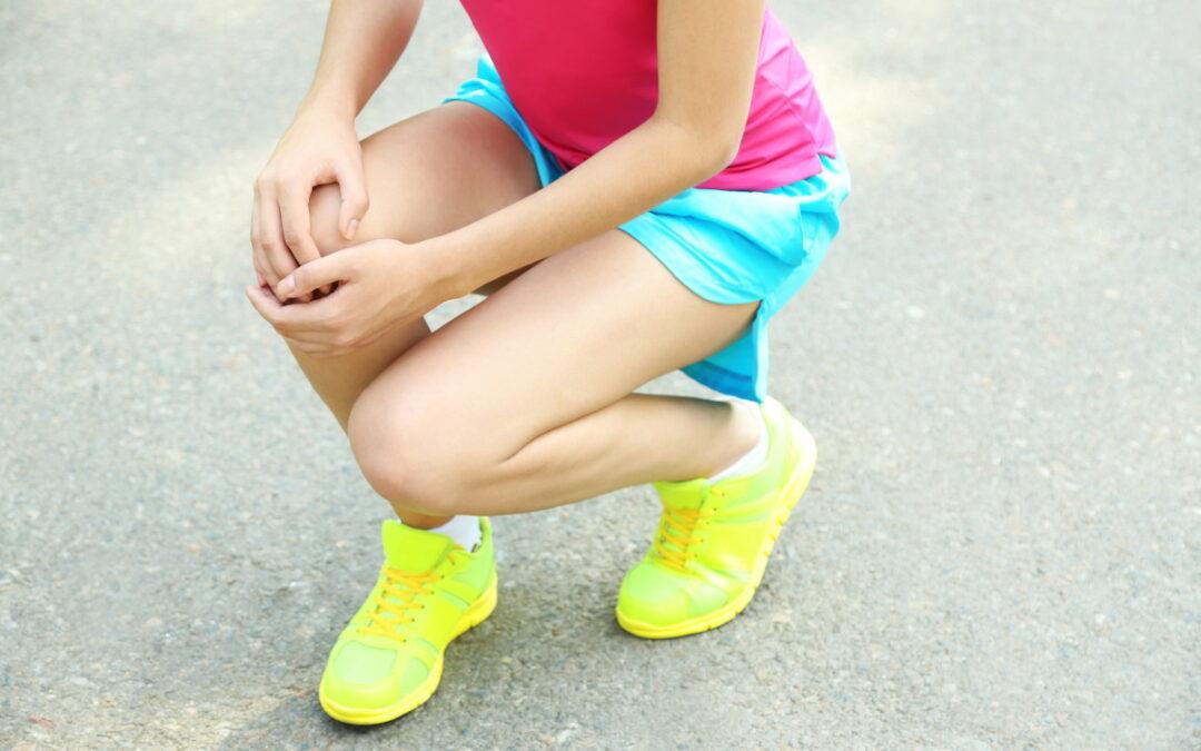 Blessures liées à l'activité physique, quoi faire?