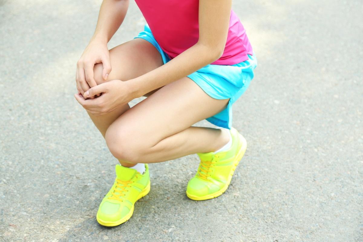 Blessures liées à l'activité physique